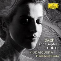 VIOLIN CONCERTOS & IN TEMPUS PRAESENS/ ANNE-SOPHIE MUTTER, VALERY GERGIEV [바흐 & 구바이둘리나: 바이올린 협주곡 - 무터, 게르기예프]