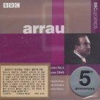 CONCERTO FOR PIANO AND ORCHESTRA NO.2/ THREE PIANO PIECES/ CLAUDIO ARRAU