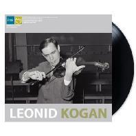 BEETHOVEN VIOLIN CONCERTO/ LEONID KOGAN [180G LP] [레오니드 코간: 베토벤 협주곡 & 바흐 사라방드 무반주 파르티타] [한정반]