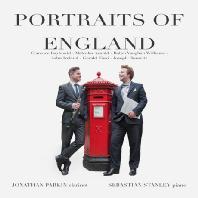 PORTRAITS OF ENGLAND/ JONATHAN PARKIN, SEBASTIAN STANLEY [잉글랜드의 포트레이트: 영국의 클라리넷 음악 - 조나단 파킨]
