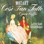 COSI FAN TUTTE/ SOILE ISOKOSKI