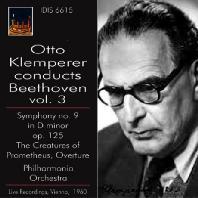 SYMPHONY NO.9/ OTTO KLEMPERER