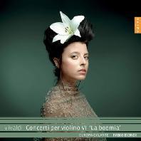 CONCERTI PER VIOLINO 6: LA BOEMIA/ EUROPA GALANTE, FABIO BIONDI [비발디: 바이올린 협주곡 6집 - 라 보헤미아 | 에우로파 갈란테, 파비오 비온디]