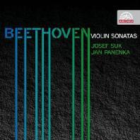 VIOLIN SONATAS/ JOSEF SUK & JAN PANENKA