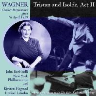 TRISTAN UND ISOLDE ACT 2/ JOHN BARBIROLLI
