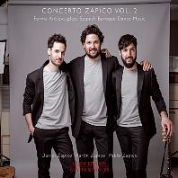 CONCERTO ZAPICO VOL.2: PLAYS SPANISH BAROQUE DANCE MUSIC [콘체르토 자피코: 바로크 춤곡의 세계 2집 - 포르마 안티쿠아]