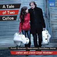 A TALE OF TWO CELLOS/ JULIAN AND JIAXIN LLOYD WEBBER
