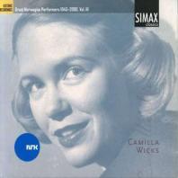 GREAT NORWEGIAN PERFORMERS 1945-2000 VOL.3 [카밀라 윅스: 노르웨이의 위대한 음악가 시리즈 3집]