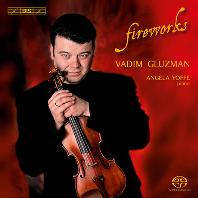 FIREWORKS/ VADIM GLUZMAN [SACD HYBRID]
