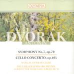 SYMPHONY NO.7, CELLO CONCERTO/ NATALIA GUTMAN, WOLFGANG SAWALLISCH