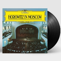 HOROWITZ IN MOSCOW [블라디미르 호로비츠: 모스크바 1986] [180G LP]