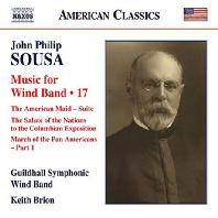 MUSIC FOR WIND BAND 17/ GUILDHALL SYMPHONIC WIND BAND, KEITH BRION [수자: 관악 밴드를 위한 작품 17집