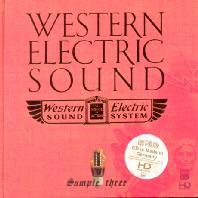 WESTERN ELECTRIC SOUND: SAMPLE THREE