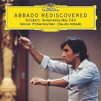 SYMPHONIES NOS.5 & 8/ CLAUDIO ABBADO [슈베르트: 교향곡 5, 8번`미완성` (미발매 녹음) | 아바도]