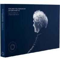 SYMPHONY NO.6/ SIMON RATTLE [2CD+BD] [말러: 교향곡 6번 - 래틀과 베를린 필]