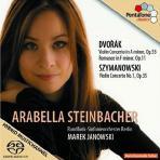 VIOLIN CONCERTOS/ ARABELLA STEINBACHER, MAREK JANOWSKI [SACD HYBRID]