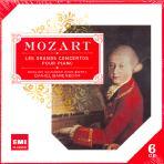 LES GRANDS CONCERTOS POUR PIANO/ DANIEL BARENBOIM