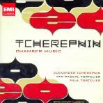 CHAMBER MUSIC/ ALEXANDER TCHEREPNIN, PAUL TORTELIER