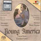 YOUNG AMERICA/ MICHAEL TILSON THOMAS [SACD HYBRID]