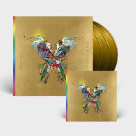 LIVE IN BUENOS AIRES & SAO PAULO: A HEAD FULL OF DREAMS [FILM] [LIMITED] [180G TRIPLE GOLD 3LP+2DVD]
