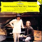 PIANO CONCERTOS NO1.2/ KRYSTIAN ZIMERMAN, SEIJI OZAWA [리스트: 피아노 협주곡 - 지메르만 & 오자와]