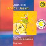 PIANO TRIOS `JACOB`S DREAM`/ TRIO VIVENTE [하이든 피아노 삼중주 1집: 야곱의 꿈]