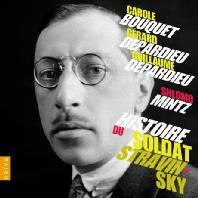 L`HISTOIRE DU SOLDAT/ SHLOMO MINTZ [스트라빈스키: 병사의 이야기 - 프랑스어 상연]