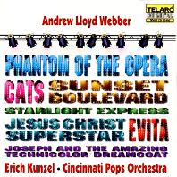 PLAYS ANDREW LLOYD WEBBER [에리히 쿤젤 & 신시내티 팝스 오케스트라: 앤드류 로이드 웨버]