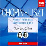 CEUVRES POUR PIANO/ GEORGES CZIFFRA