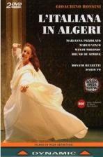 로시니: 알제리의 이탈리아 여인 [L`ITALIANA IN ALGERI/ DONATO RENZETTI]