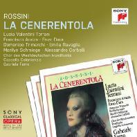 LA CENERENTOLA/ GABRIELE FERRO [SONY CLASSICAL OPERA] [로시니: 신데렐라 - 가브리엘 페로]