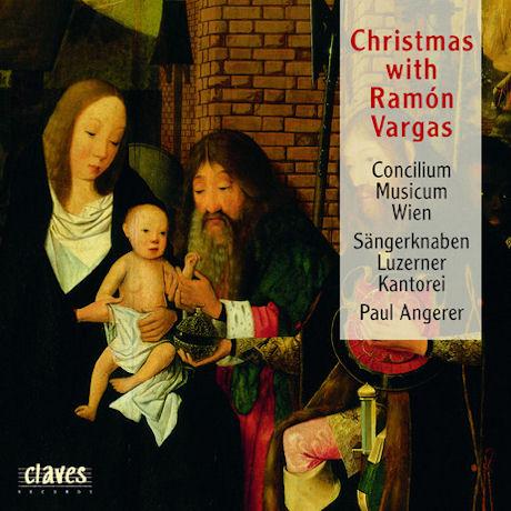CHRISTAMS WITH RAMON VARGAS/ PAUL ANGERER
