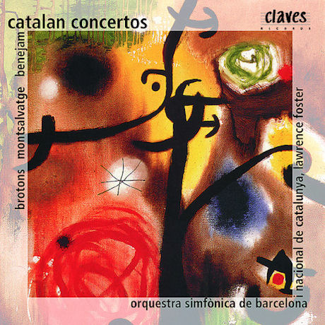 CATALAN CONCERTOS/ OBC, LAWRENCE FOSTER