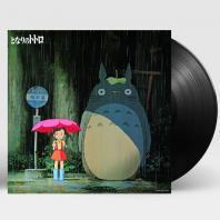 MY NEIGHBOR TOTORO_となりの トトロ [이웃집 토토로: 이미지 앨범] [일본 레코드 스토어 데이 한정반] [LP]
