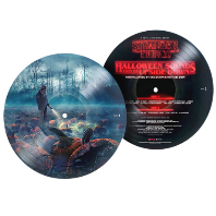 STRANGER THINGS: HALLOWEEN SOUNDS FROM THE UPSIDE DOWN [기묘한 이야기: 할로윈 사운드 에디션] [한정반] [PICTURE DISC LP]