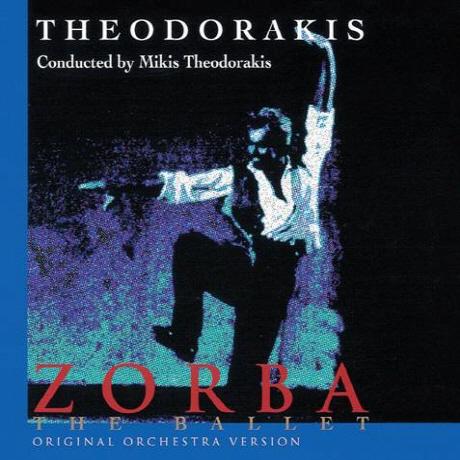 ZORBA: THE BALLET/ MIKIS THEODORAKIS [미키스 테오도라키스: 발레음악 조르바]