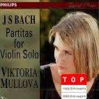 PARTITAS FOR VIOLIN SOLO/ VIKTORIA MULLOVA