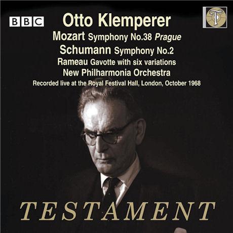 SYMPHONY NO.38 & NO.2/ OTTO KELMPERER