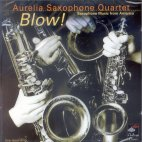 BLOW!-SAXOPHONE MUSIC FROM AMERICA/ LIVE RECORDING