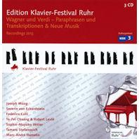 KLAVIER-FESTIVAL RUHR LIVE RECORDINGS 2013: WAGNER & VERDI [루르 피아노 페스티벌 31집: 바그너 & 베르디]