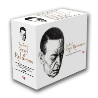 THE ART OF SERGEI RACHMANINOV: THE COMPLETE RECORDINGS