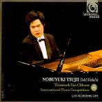 13TH VAN CLIBURN INTERNATIONAL PIANO COMPETITION/ NOBUYUKI TSUJII