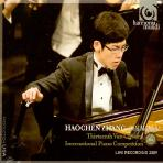 13TH VAN CLIBURN INTERNATIONAL PIANO COMPETITION/ HAOCHEN ZHANG