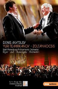 LIVE FROM THE ANNECY CLASSIC FESTIVAL: DENIS MATSUEV, YURI TEMIRKANOV, ZOLTAN KOCSIS [2014년 앙시 클래식 페스티벌]