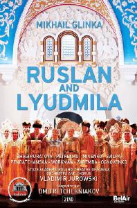 RUSLAN AND LYUDMILA/ VLADIMIR JUROWSKI [글린카: 루슬란과 루드밀라]