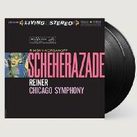 SCHEHERAZADE/ FRITZ REINER [림스키 코르사코프: 셰헤라자데 - 프리츠 라이너] [45 RPM LP]