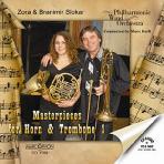 MASTERPIECES FOR HORN AND TROMBONE 1/ ZORA & BRANIMIR SLOKAR, MARC REIFT