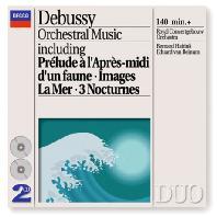 ORCHESTRAL MUSIC/ BERNARD HAITINK, EDUARD VAN BEINUM [DECCA DUO] [드뷔시: 관현악 모음집]
