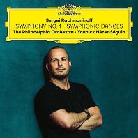 SYMPHONY NO.1 & SYMPHONIC DANCES/ YANNICK NEZET-SEGUIN [라흐마니노프: 교향곡 1번, 교향적 춤곡 - 네제 세겡]