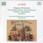 FAMOUS OVERTURES/ ALFRED WALTER